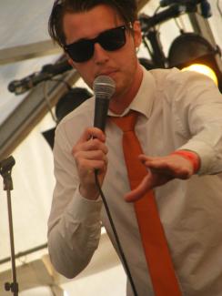 Robbie Wychwood Rhythm Booze